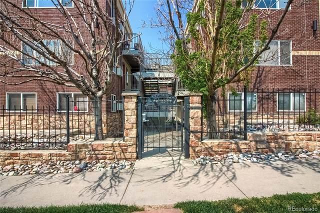 2345 N Clay Street #204, Denver, CO 80211 (#5316012) :: Own-Sweethome Team