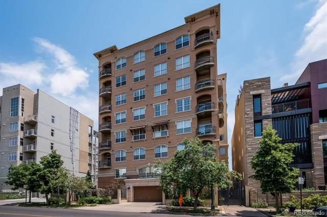 1140 Cherokee Street #601, Denver, CO 80204 (#5316144) :: Kimberly Austin Properties