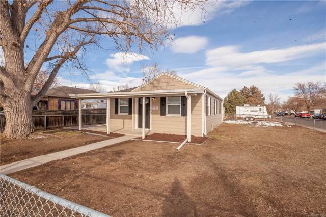 6935 W 54th Avenue, Arvada, CO 80002 (#5316283) :: Harling Real Estate