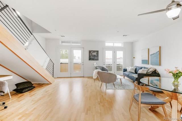 3101 Blake Street #311, Denver, CO 80205 (MLS #5316300) :: 8z Real Estate