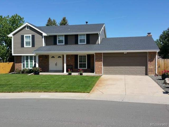 8875 E Phillips Place, Centennial, CO 80112 (#5316531) :: Compass Colorado Realty