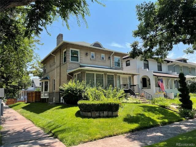 1770 N High Street, Denver, CO 80218 (#5316709) :: Bring Home Denver with Keller Williams Downtown Realty LLC