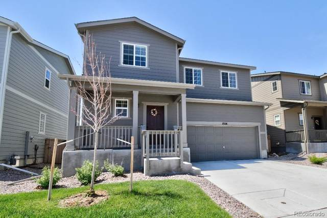 1554 Goldfield Trail, Castle Rock, CO 80109 (#5316962) :: The HomeSmiths Team - Keller Williams
