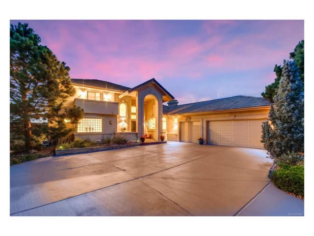 247 Emerald Court, Castle Rock, CO 80104 (MLS #5316969) :: 8z Real Estate