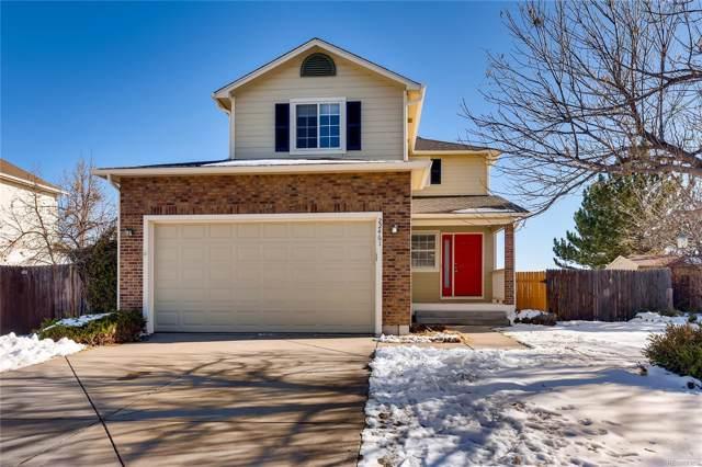 22461 E Princeton Drive, Aurora, CO 80018 (#5317811) :: The Peak Properties Group