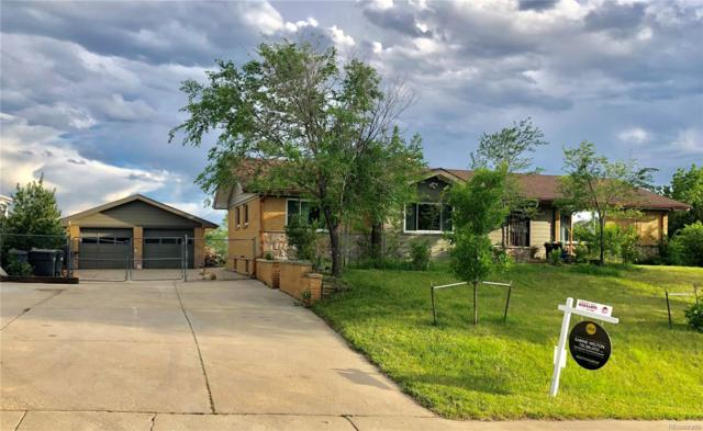 3700 Collins Street, Castle Rock, CO 80108 (#5317865) :: The Galo Garrido Group