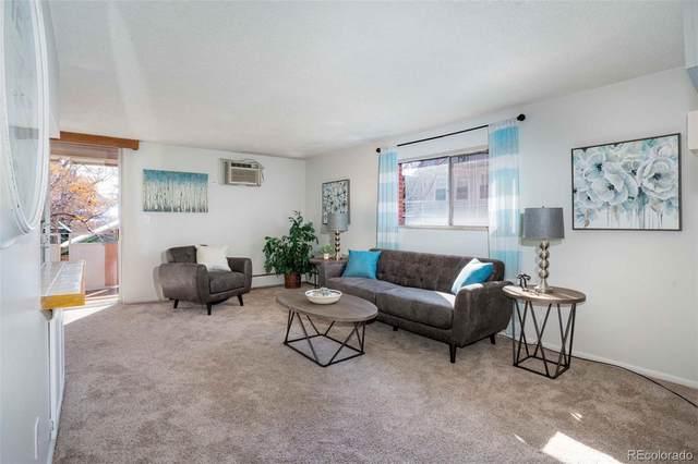 937 Clarkson Street #206, Denver, CO 80218 (#5318166) :: James Crocker Team