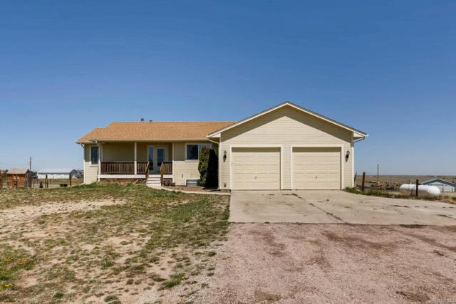 8725 Lariat Loop, Elizabeth, CO 80107 (#5318325) :: The Pete Cook Home Group