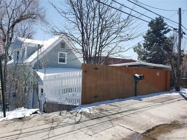 217 Bijou Court, Colorado Springs, CO 80903 (#5318849) :: Venterra Real Estate LLC