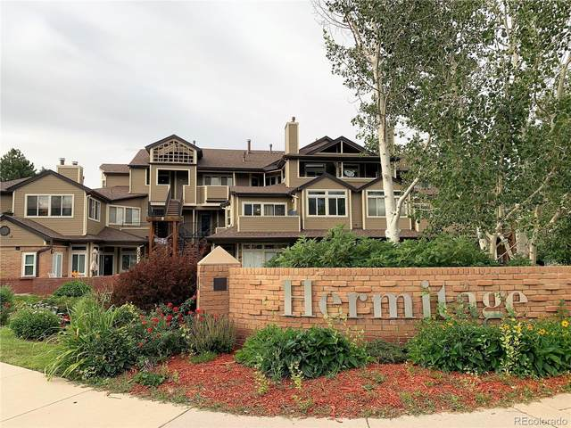 6001 S Yosemite Street J207, Greenwood Village, CO 80111 (#5318850) :: The DeGrood Team