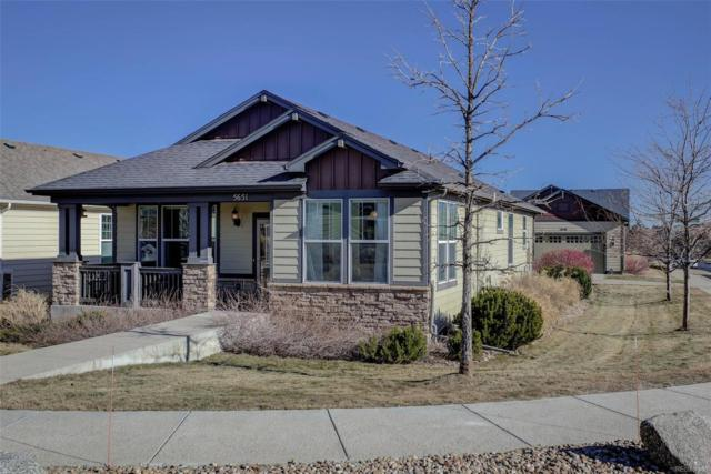 5651 Garnet Street, Golden, CO 80403 (#5318938) :: The City and Mountains Group