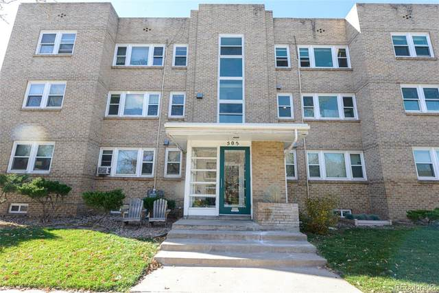505 N Logan Street #15, Denver, CO 80203 (#5319070) :: Chateaux Realty Group