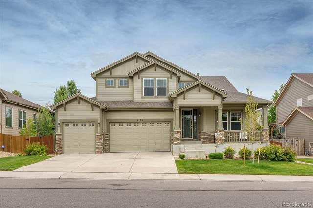 4196 E 139th Drive, Thornton, CO 80602 (#5319664) :: Compass Colorado Realty