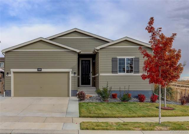 6024 Sandstone Circle, Frederick, CO 80516 (#5320315) :: The DeGrood Team