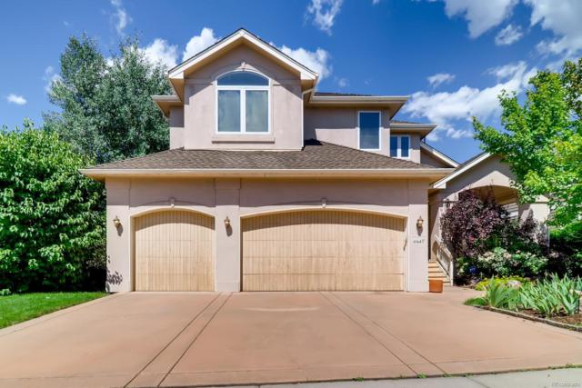 4647 S Hampton Circle, Boulder, CO 80301 (MLS #5320608) :: 8z Real Estate