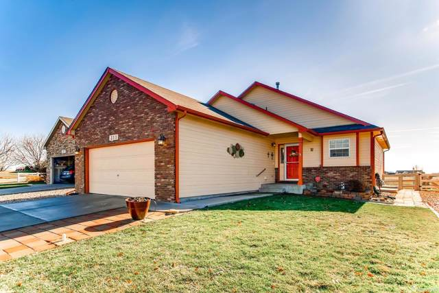 311 Clubhouse Drive, Fort Lupton, CO 80621 (#5320847) :: Venterra Real Estate LLC