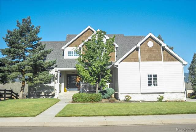 15950 Dawson Creek Drive, Monument, CO 80132 (MLS #5320870) :: Clare Day with Keller Williams Advantage Realty LLC