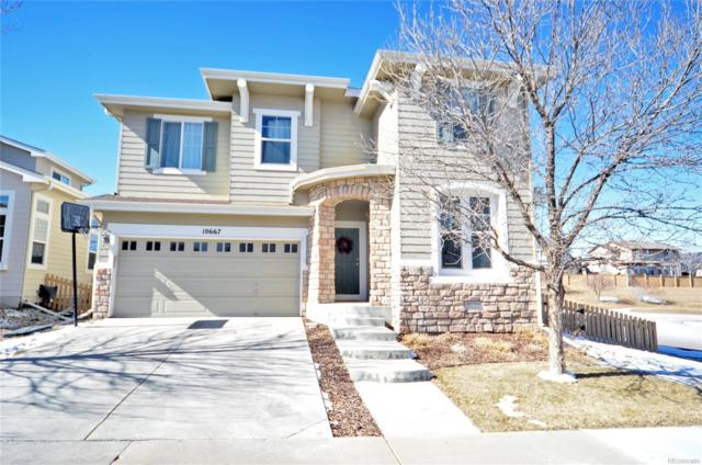 10667 Torrington Lane, Highlands Ranch, CO 80126 (#5320954) :: The DeGrood Team