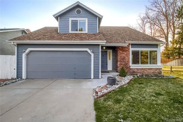 3341 E Euclid Avenue, Centennial, CO 80121 (#5321588) :: Colorado Home Finder Realty