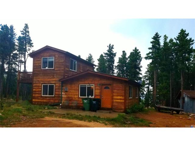 227 Ouray Road, Evergreen, CO 80439 (MLS #5321726) :: 8z Real Estate