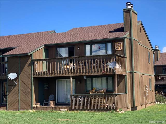 100 Carriage Road #4, Fraser, CO 80442 (MLS #5321744) :: 8z Real Estate