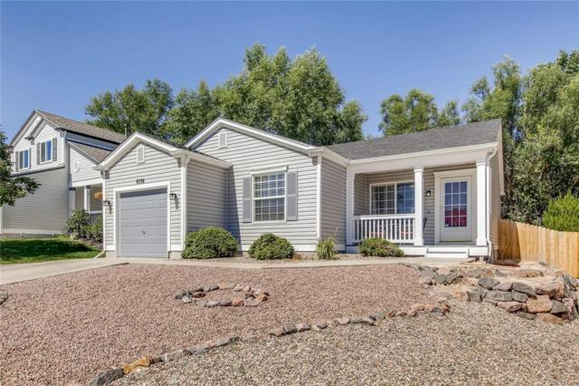 6556 Sonny Blue Drive, Colorado Springs, CO 80923 (#5322115) :: The City and Mountains Group