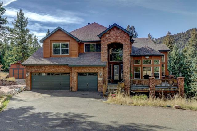 20906 Horse Bit Way, Morrison, CO 80465 (#5322150) :: Berkshire Hathaway Elevated Living Real Estate