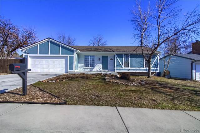 16594 E Wyoming Drive, Aurora, CO 80017 (#5323009) :: The Griffith Home Team