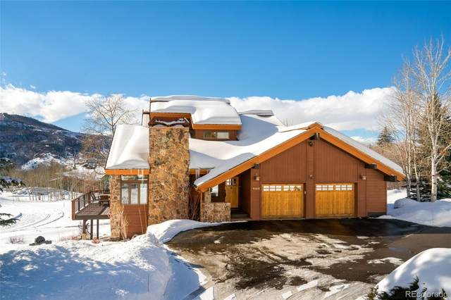 1165 Fairway Woods, Steamboat Springs, CO 80487 (#5323254) :: Colorado Home Finder Realty