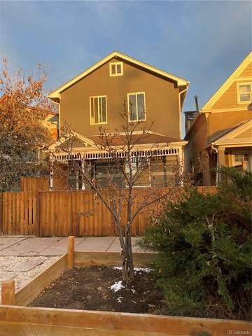 3412 N Humboldt Street, Denver, CO 80205 (#5323612) :: Venterra Real Estate LLC