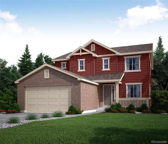 435 W 128th Drive, Westminster, CO 80234 (#5324043) :: The DeGrood Team