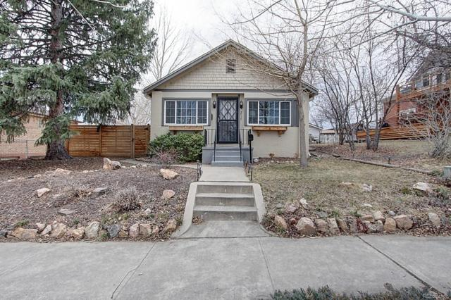 2737 Yates Street, Denver, CO 80212 (#5324783) :: RE/MAX Professionals