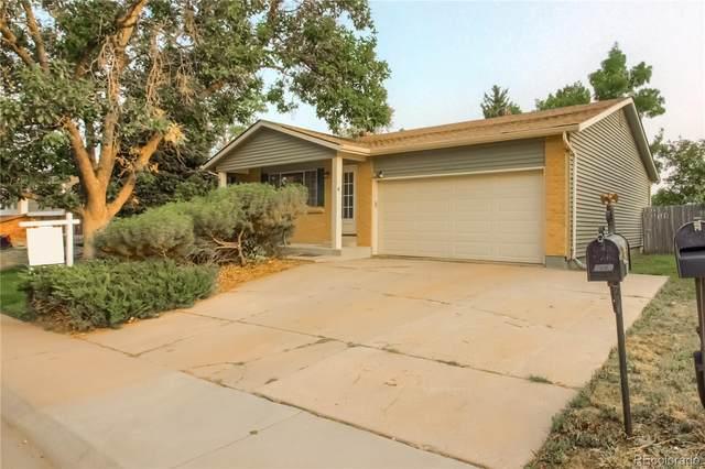 9540 W Maplewood Place, Littleton, CO 80123 (#5324911) :: Peak Properties Group