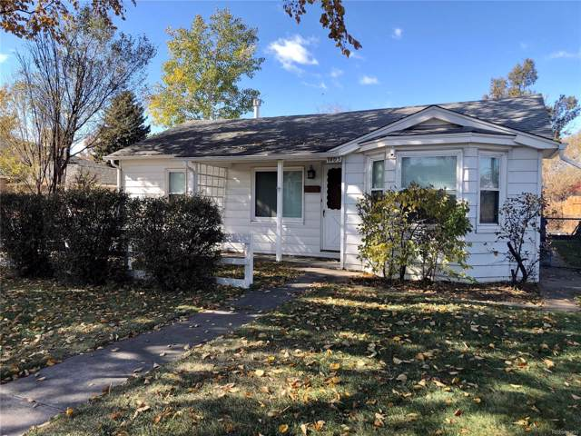 1405 S Birch Street, Denver, CO 80222 (#5325156) :: The HomeSmiths Team - Keller Williams