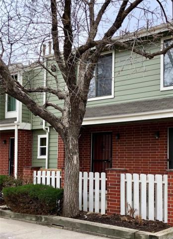 7474 E Arkansas Avenue #1109, Denver, CO 80231 (MLS #5326406) :: 8z Real Estate
