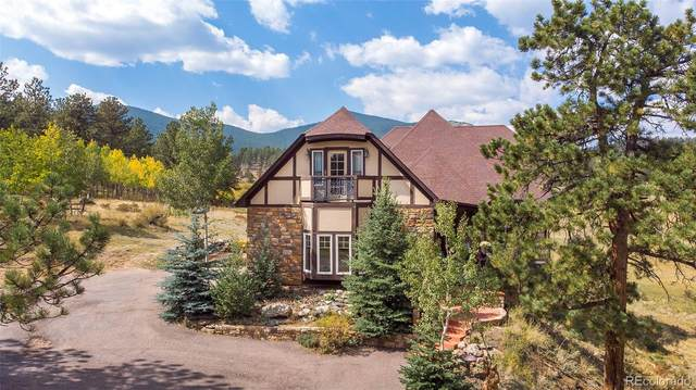 416 Conestoga Road, Bailey, CO 80421 (#5326733) :: The Harling Team @ Homesmart Realty Group