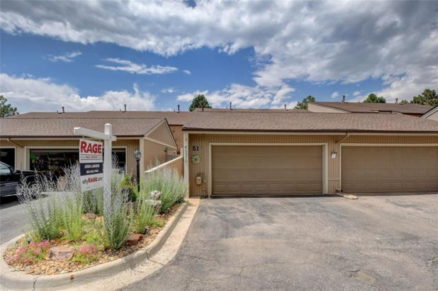 6531 Pinewood Drive, Parker, CO 80134 (#5327189) :: Colorado Home Finder Realty