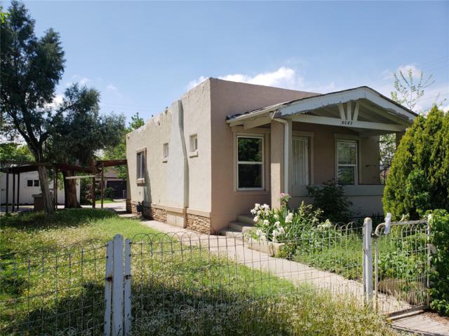 4047 Fillmore Street, Denver, CO 80216 (#5327395) :: The Galo Garrido Group