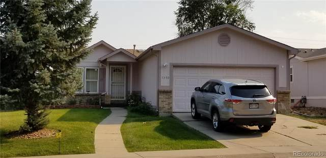 1370 W 78th Circle, Denver, CO 80221 (#5327536) :: The Dixon Group