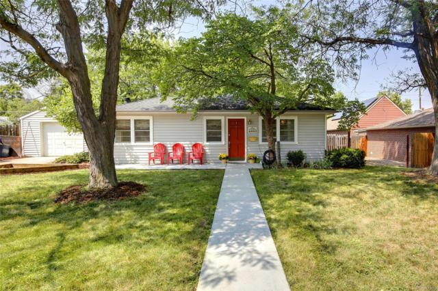 6437 S Louthan Street, Littleton, CO 80120 (#5327555) :: The Pete Cook Home Group