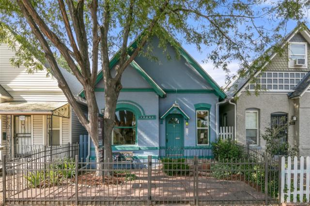 305 W 5th Avenue, Denver, CO 80204 (#5327610) :: HomeSmart Realty Group