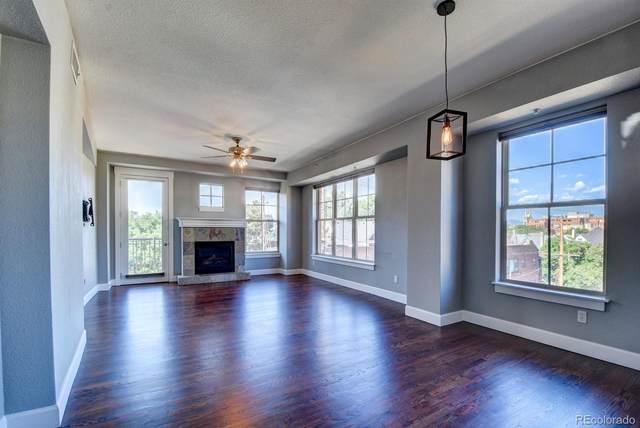 1699 N Downing Street #307, Denver, CO 80218 (#5327689) :: Mile High Luxury Real Estate