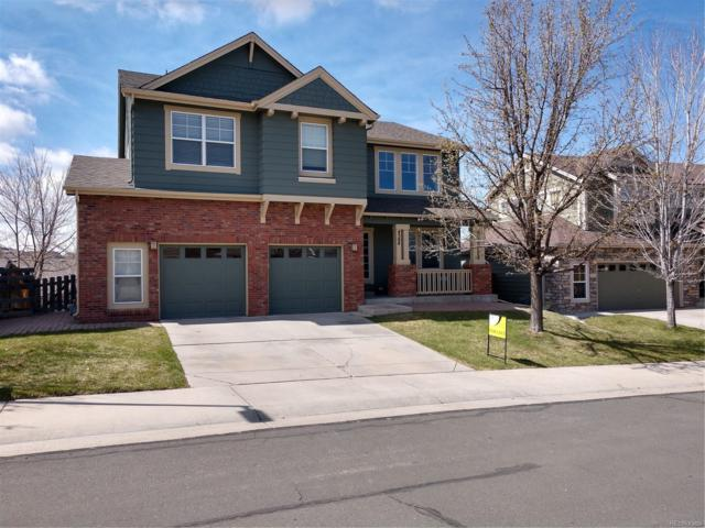 4504 Larksong Place, Castle Rock, CO 80109 (#5327704) :: Harling Real Estate
