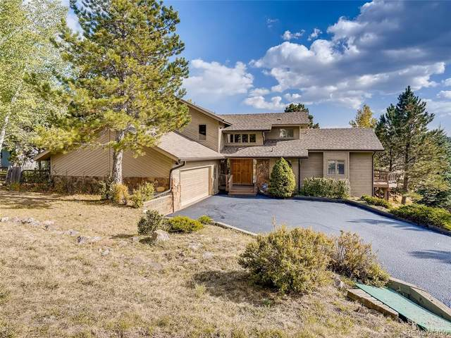 31587 Broadmoor Drive, Evergreen, CO 80439 (#5327781) :: The HomeSmiths Team - Keller Williams