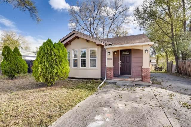 1340 S Quitman Street, Denver, CO 80219 (MLS #5328124) :: 8z Real Estate