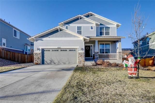 24313 E Dorado Place, Aurora, CO 80016 (#5329010) :: Venterra Real Estate LLC