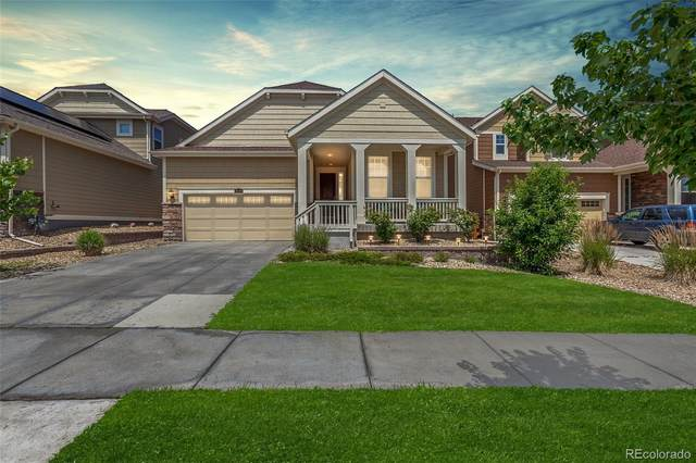 18249 W 85th Drive, Arvada, CO 80007 (MLS #5329071) :: 8z Real Estate