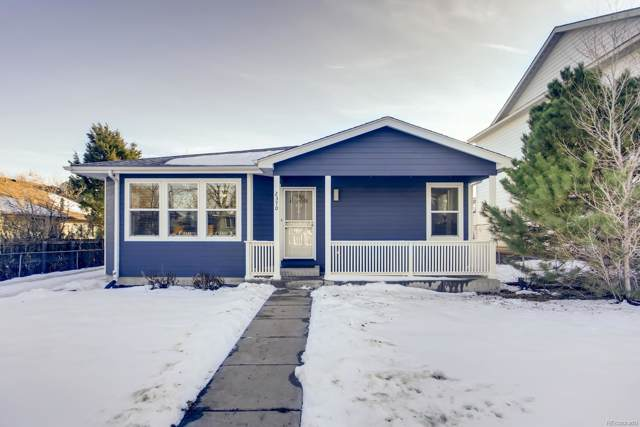 2370 W Wesley Avenue, Englewood, CO 80110 (#5329133) :: The HomeSmiths Team - Keller Williams
