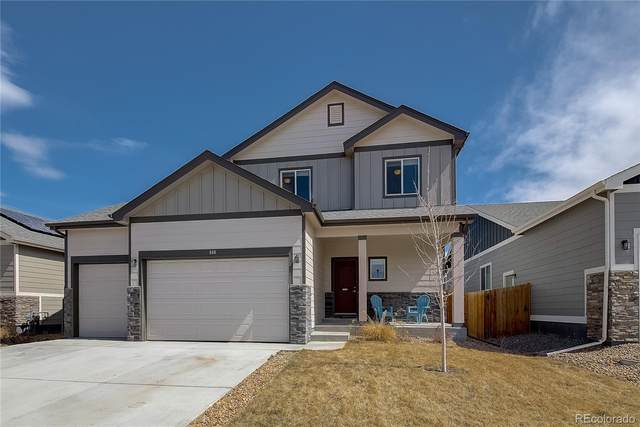 848 Depot Drive, Milliken, CO 80543 (#5329154) :: The Harling Team @ HomeSmart