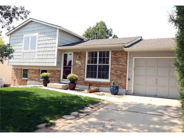 1669 Washington Avenue, Louisville, CO 80027 (MLS #5329383) :: 8z Real Estate